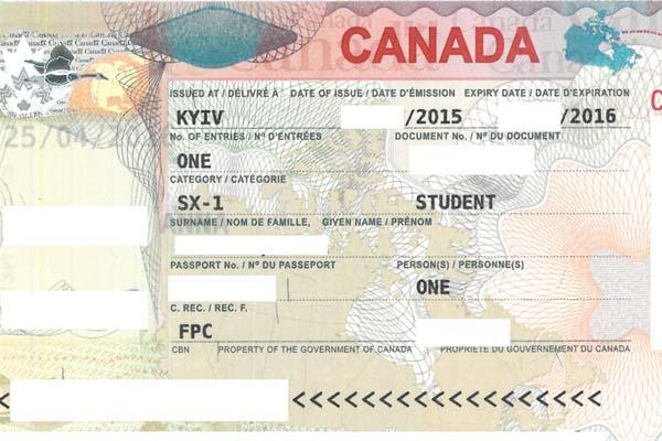 Пауза в рассмотрении Канадой визовых заявлений